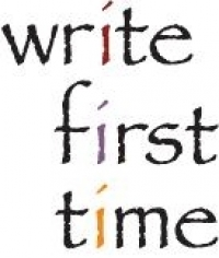 Write First Time Logo
